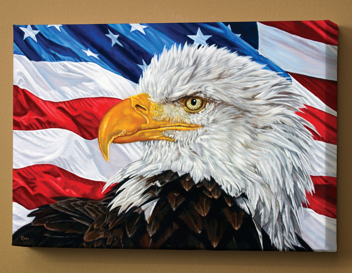Young American Creative Patriotic Art Contest - VFW Auxiliary